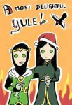Journey into Mystery - A Most Delightful Yule! by DaleksinWonderland