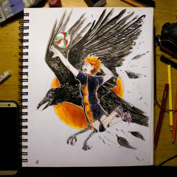 Inktober 2016 Day 27 - Fly by Dr-Carrot