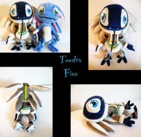Tundra fizz plush by nfasel