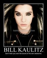 Bill Kaulitz MP by Lingra