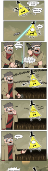 It's funny because Bill is terrible by markmak