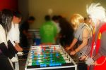 crazy football table by JamieCool