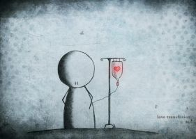 Love Transfusion by marii85