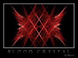 Blood Crystal by physivic