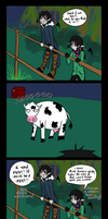 Cow Tipping by Shes-t