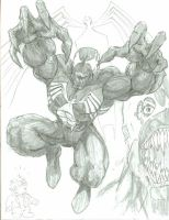 Venom sketch by -vassago-