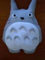 Totoro by TheGlassCeiling