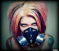 Respirator by SMP by Miss-MischiefX