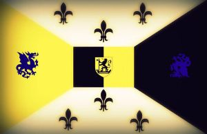 Flag of Old Belgium by zalezsky