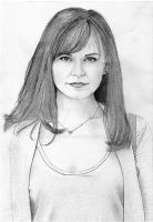 Ginnifer Goodwin as Rachel White (Sketch) by julesrizz