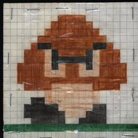 Pixel-Goomba by KoopaNinjaRed