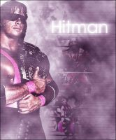 Bret Hart Splash by Dpac411