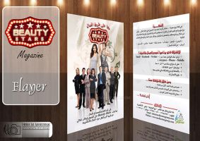 Beauty Stars Mag. competition Flayer 1 by habhopa