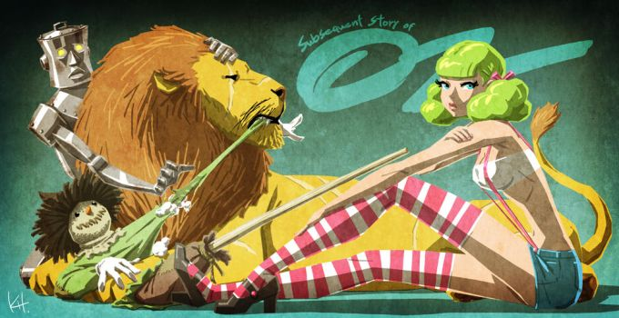 Subsequent Story of OZ by kit-kit-kit