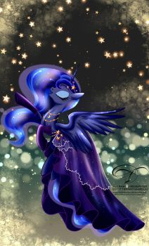 Star of the Night by selinmarsou