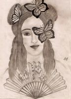 Madame Butterfly by LaylaAmaris7