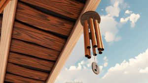 Wind Chimes 2 by abdelrahman