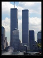 World Trade Center by mndstrm