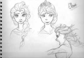 Elsa by NekoWilliams