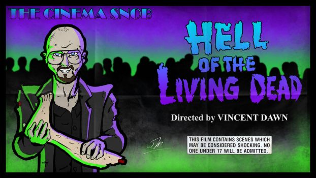 Hell of The Living Dead by ShaunTM