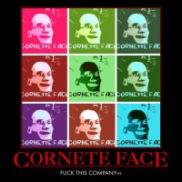Cornette Face by MexPirateRed