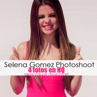 Selena Gomez Photoshoot Pack# by sskyscraperr