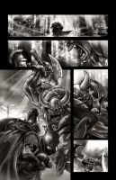 Sword and Axes Page by Aldin