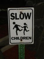 Slow Children by The1980sKunoichi