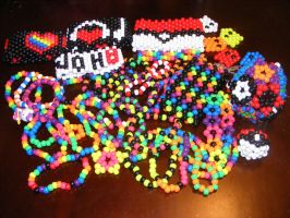 UPDATED Kandi Collection 3 by JamieKins1126