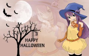 HALLOWEEN hd hq WALLPAPER by imranfazil