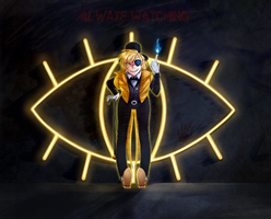 Bill Cipher - Centuries by ExclusiviTea