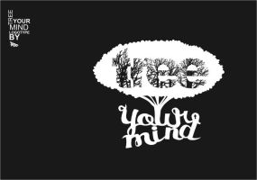 tree ya' mind logo by simcDT