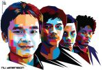 NU DIMENSION - in WPAP by vinartvin