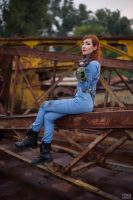 Fallout 3 - Vault dweller [6] by atomic-cocktail