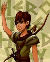 HTTYD2 Hiccup: A Hero the Hard Way by inhonoredglory