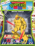 NES Mecha Turtle robot form by ShinMusashi44