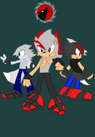 The bros with their fusion by SuperSonic124TH