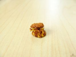 KFC Inspired Miniature (Double-Down) by Tristatin