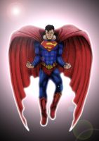 Superman by Harshcore