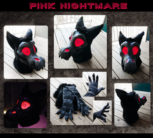 Pink Nightmare by undead-medic