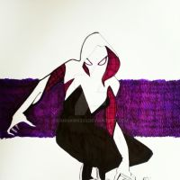 Spider-Gwen by DanHawk333