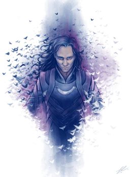 Oh look, a Loki fanart, that's unusual. by Nimloth87