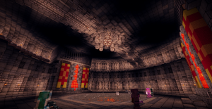 Minecraft Proving Grounds by aquaarmor