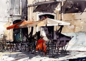 Cafe-'00'-Lecce-by-tony belobrajdic by artiscon