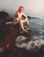 Vi swimsuit II by ThelemaTherion