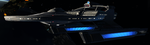 USS Blue Comet by omega-steam