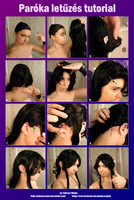 Pinning down the wig - tutorial (Hun/Eng) by nemesisz-moon