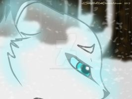 Snowfur (Bluestar: Still Here pt 29 sneak peek) by xXStoryWolfXx