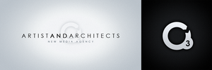 artistandarchitects new logo by emotioncore