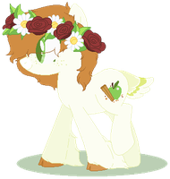 .:DTA - Apple Pone:. (CLOSED) by treeIeaves